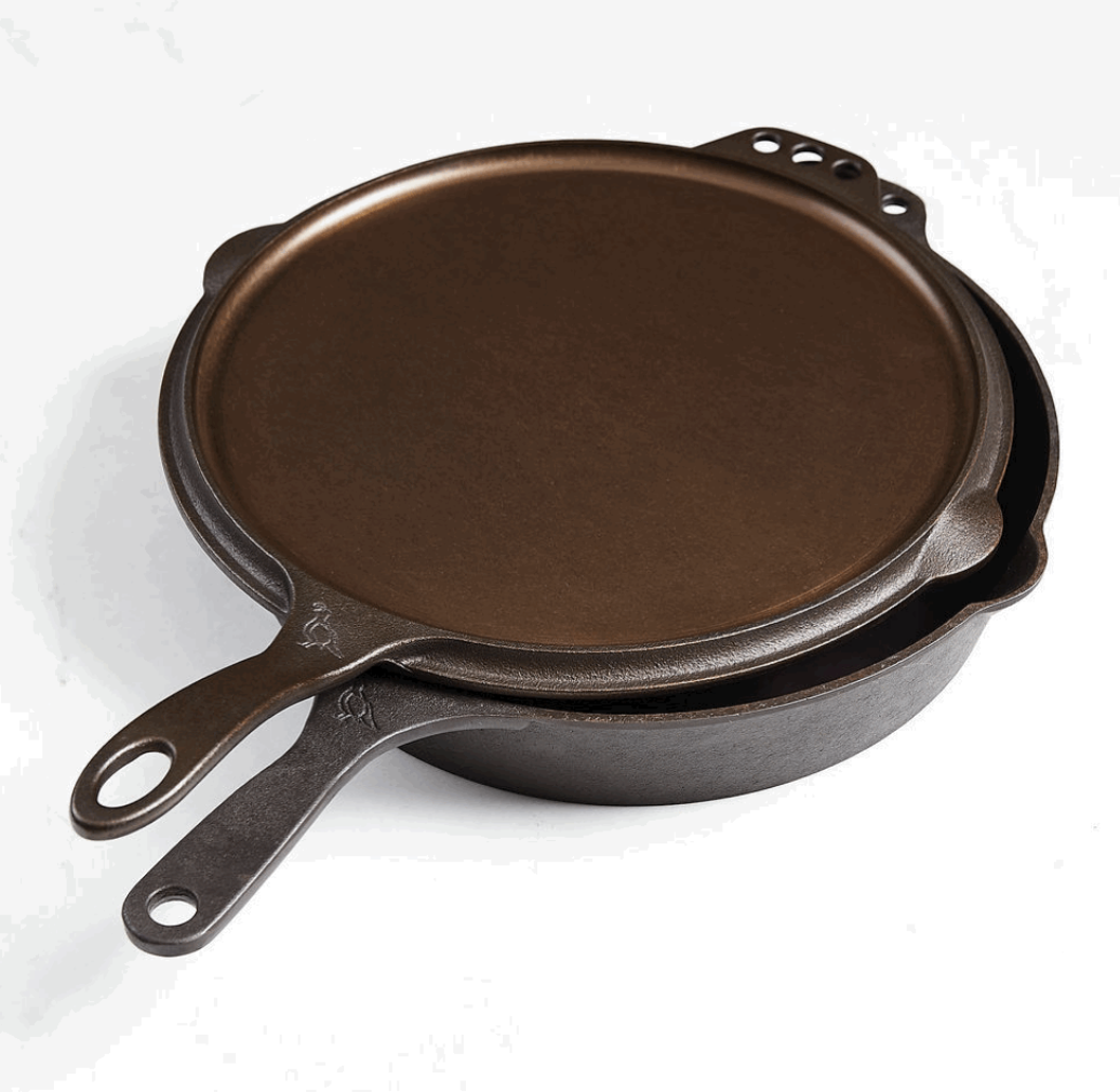 """Smithey 12"""" Flatop Griddle/Lid"""