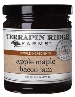 Terrapin Ridge Farms Bacon Jam--CHOOSE FLAVOR