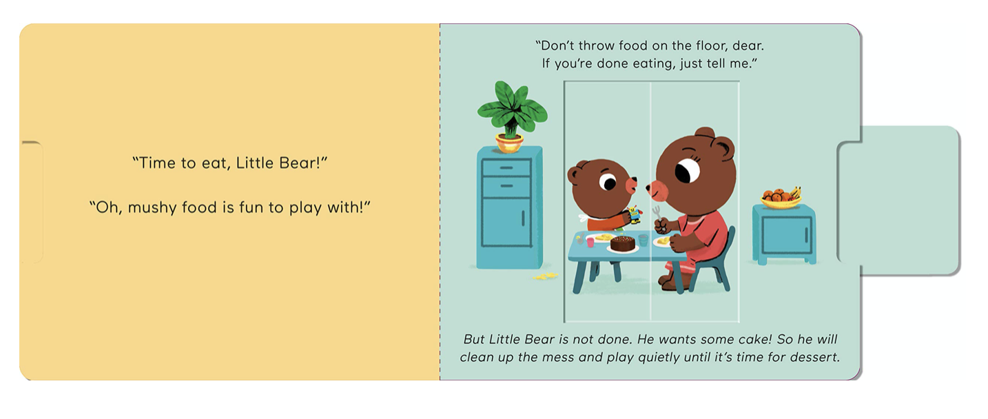 Mealtime: A Pull-the-Tab Board Book