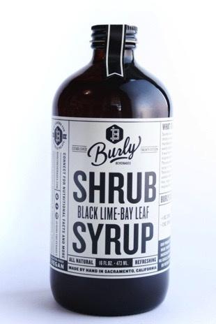 Burly Shrub Syrup