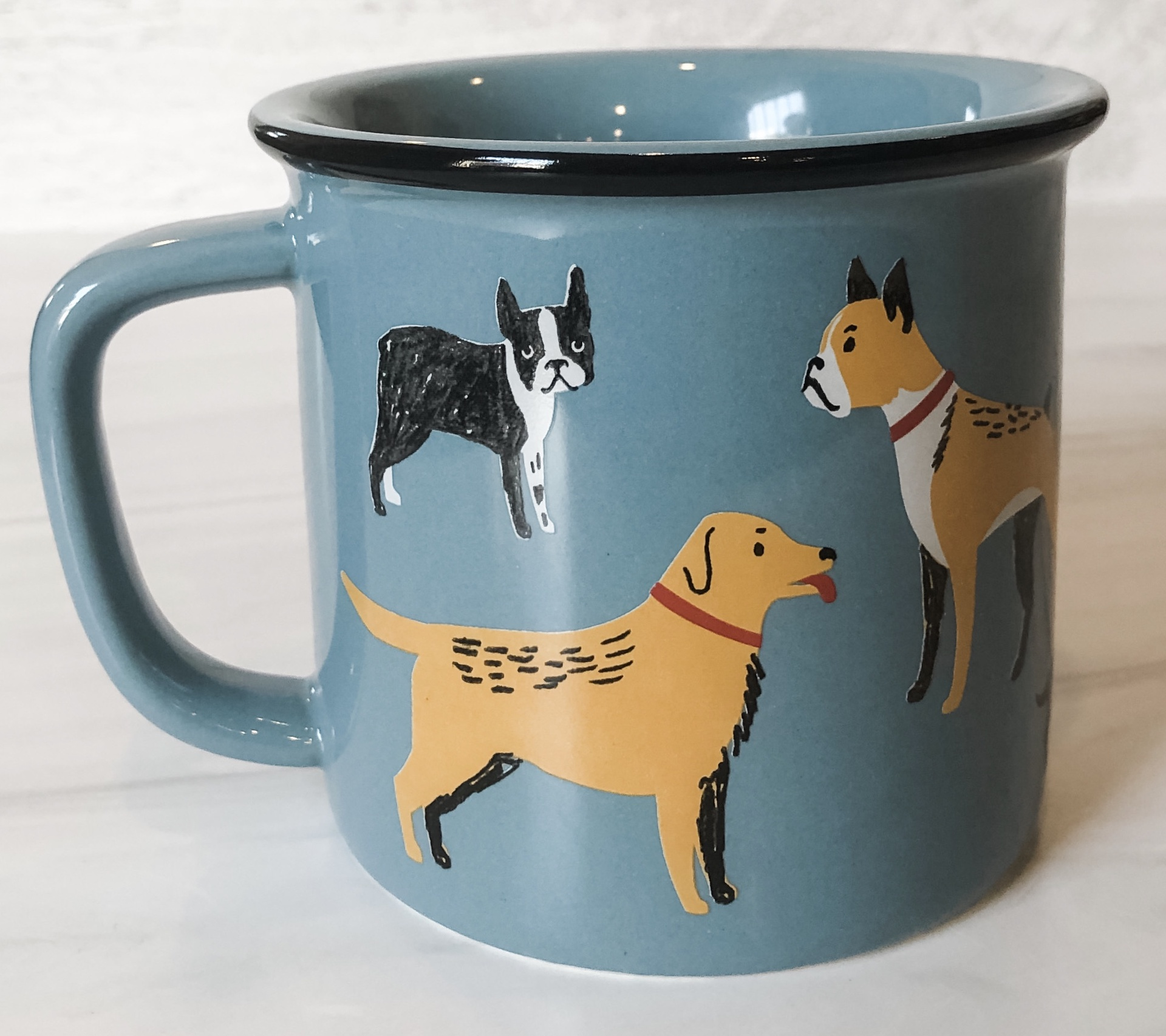 Dog Days, Heritage Mug