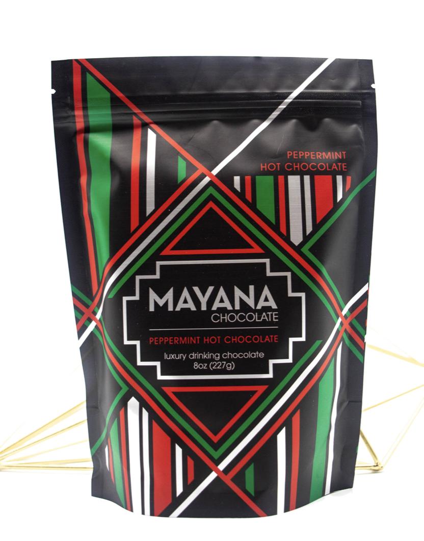 Mayana Chocolate Peppermint Hot Chocolate