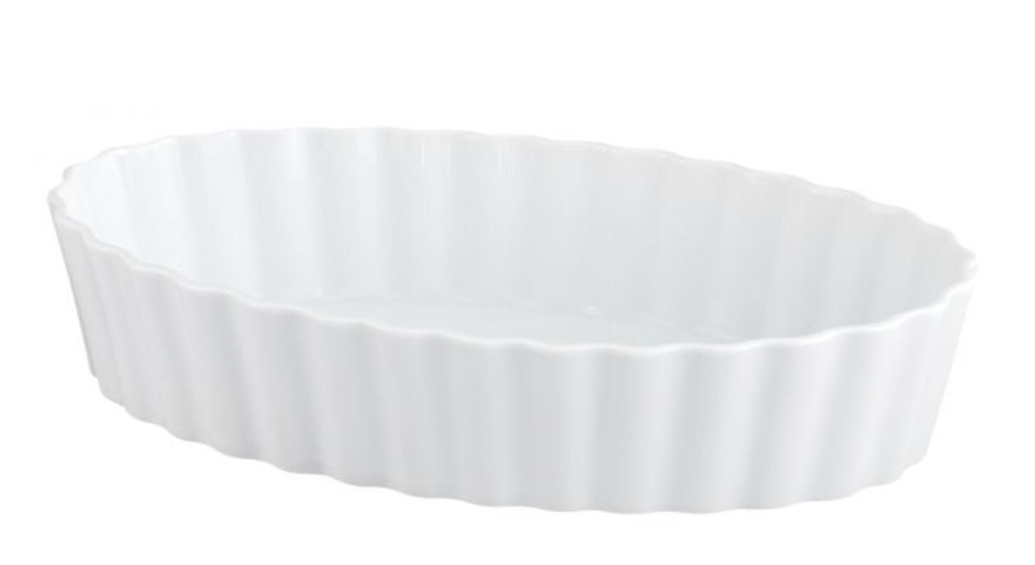 """5"""" Oval Créme Brûlée Dish"""