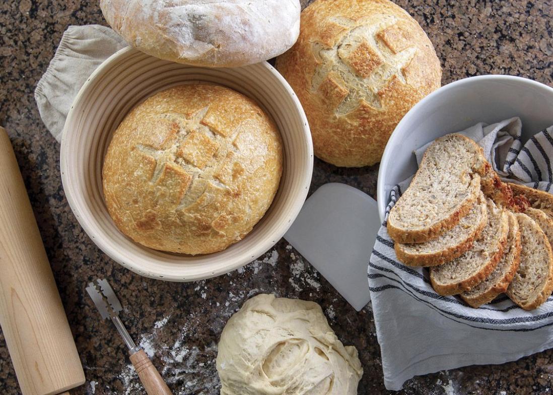 Bread Proofing Basket (Banneton)--CHOOSE SHAPE/SIZE