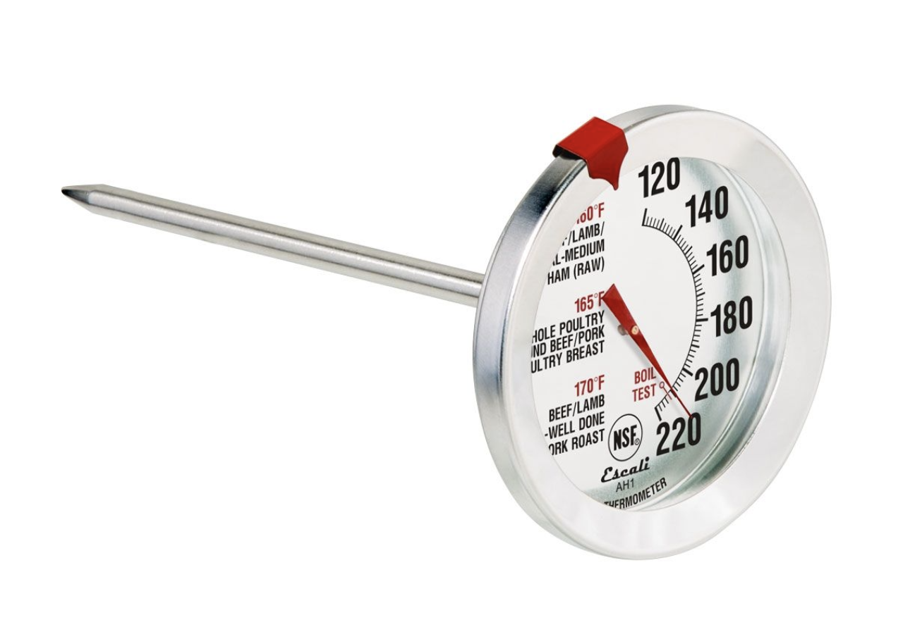 Oven Safe Meat Thermometer