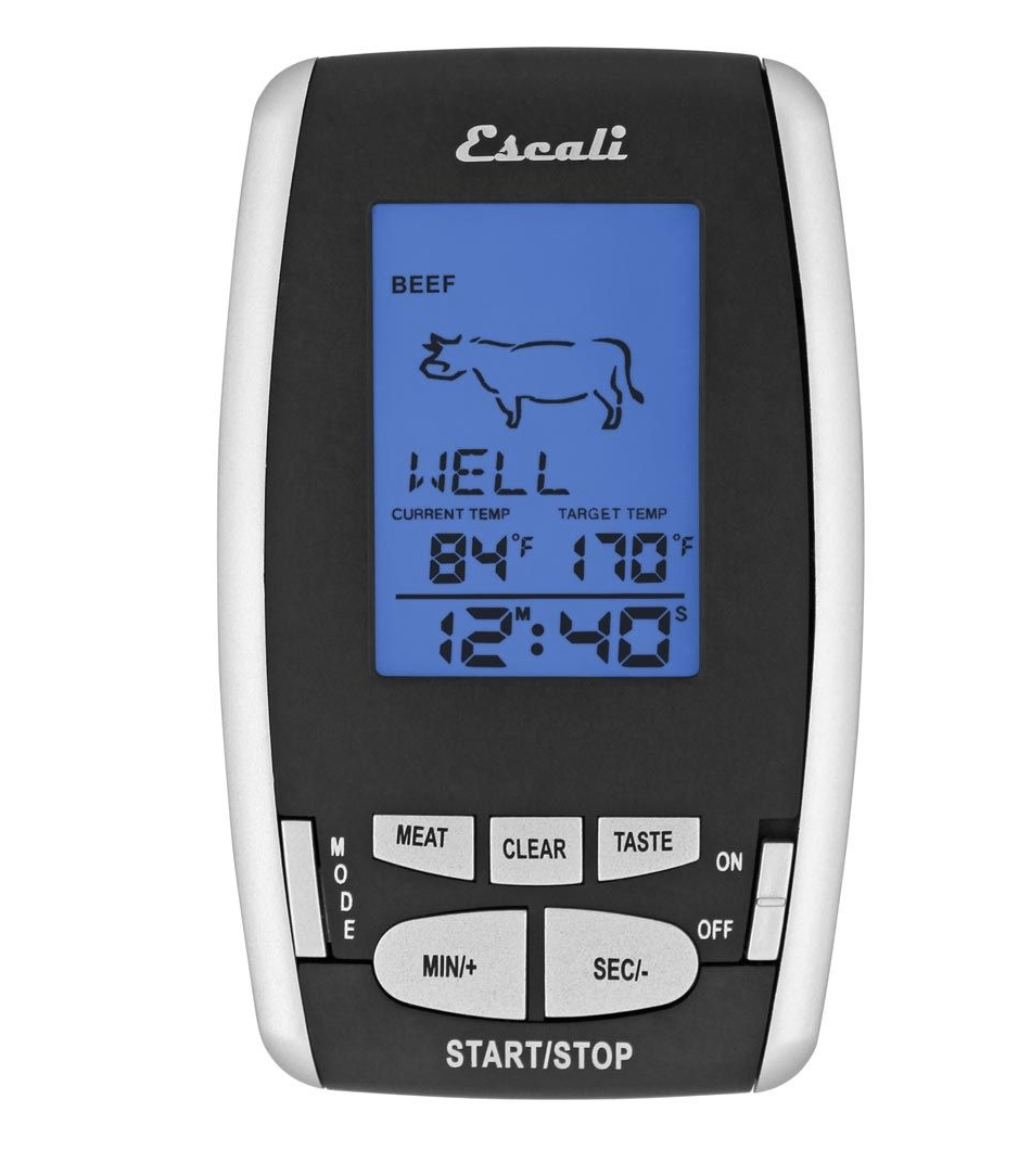 Wireless Remote Thermometer & Timer