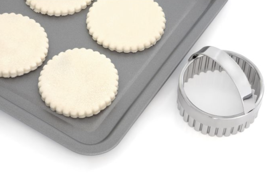 Crinkle Cookie Cutter, set/3