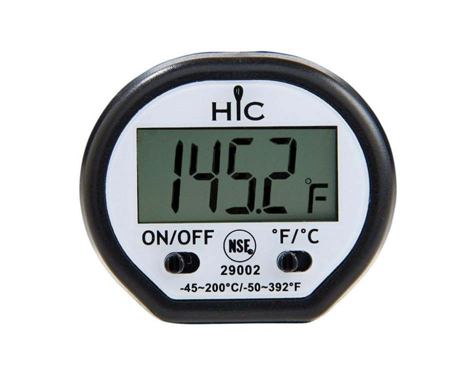 Instant-Read Digital Thermometer