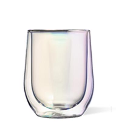 Corkcicle Prism Glass Stemless, set/2