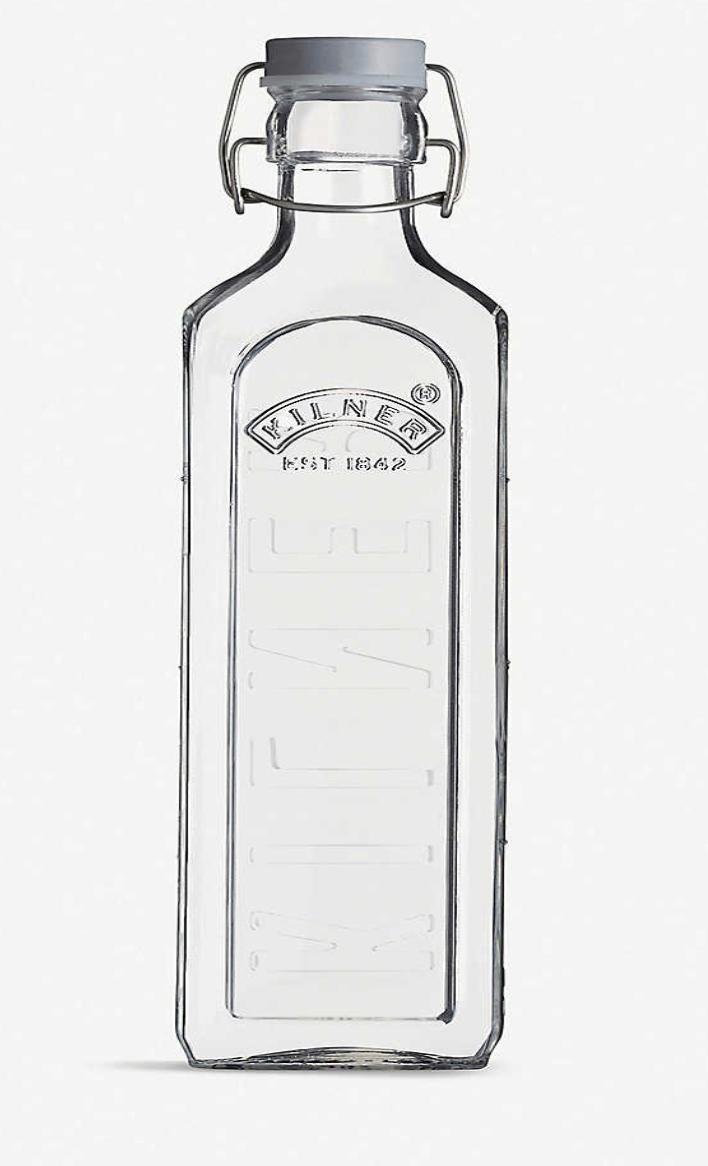 Kilner Clip Top Bottle--CHOOSE SIZE