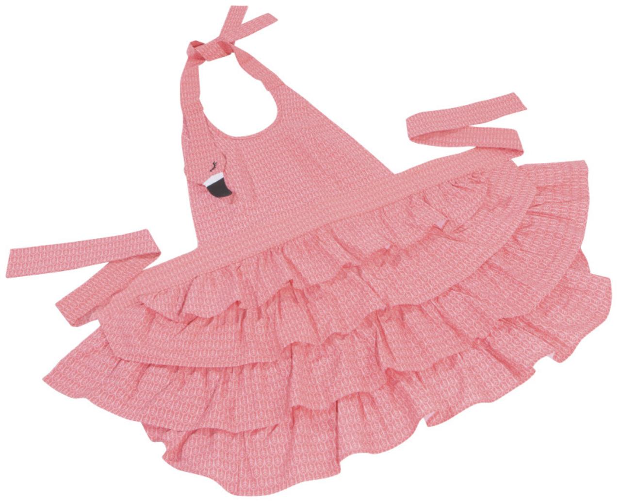 Flamingo Day Dreams Apron