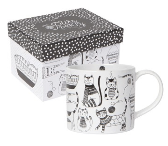 Purr Party: Mug in a Box