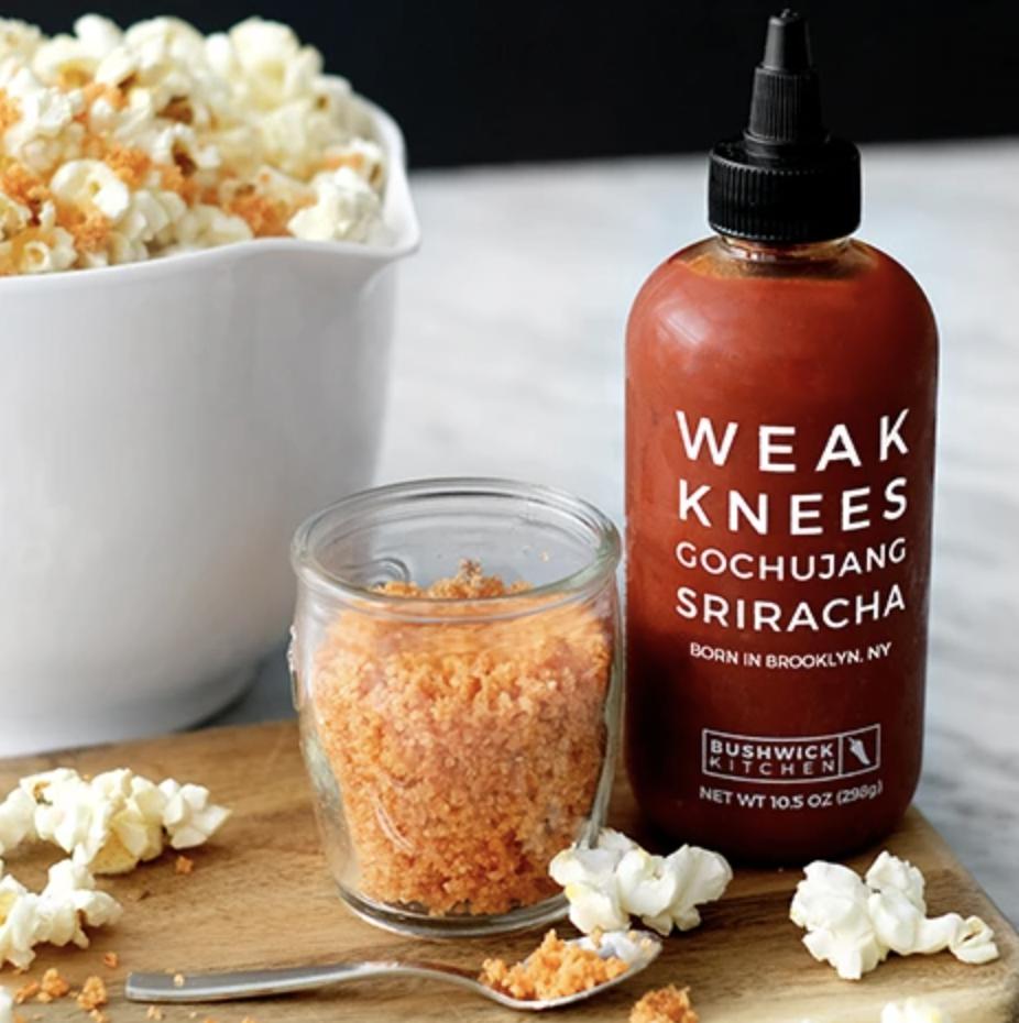 Bushwick Kitchen's Weak Knees Gochujang Sriracha