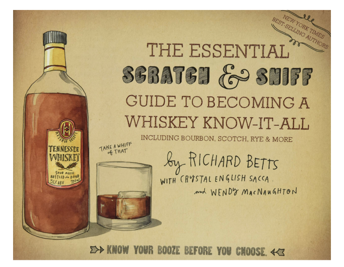 Essential Scratch & Sniff Guide to Becoming a Whiskey Know-it-All