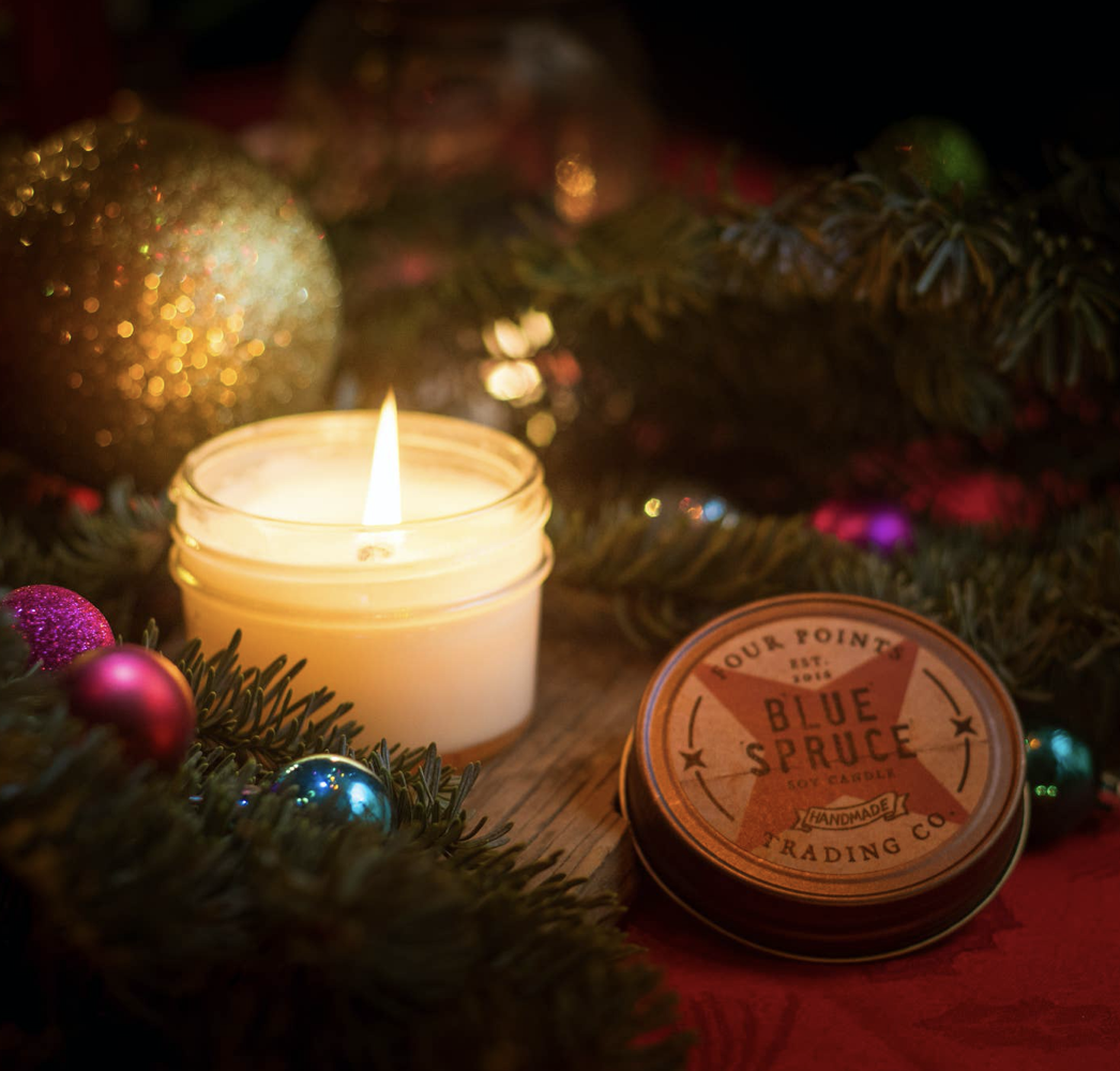 Snickerdoodle, 4oz Soy Wax Candle