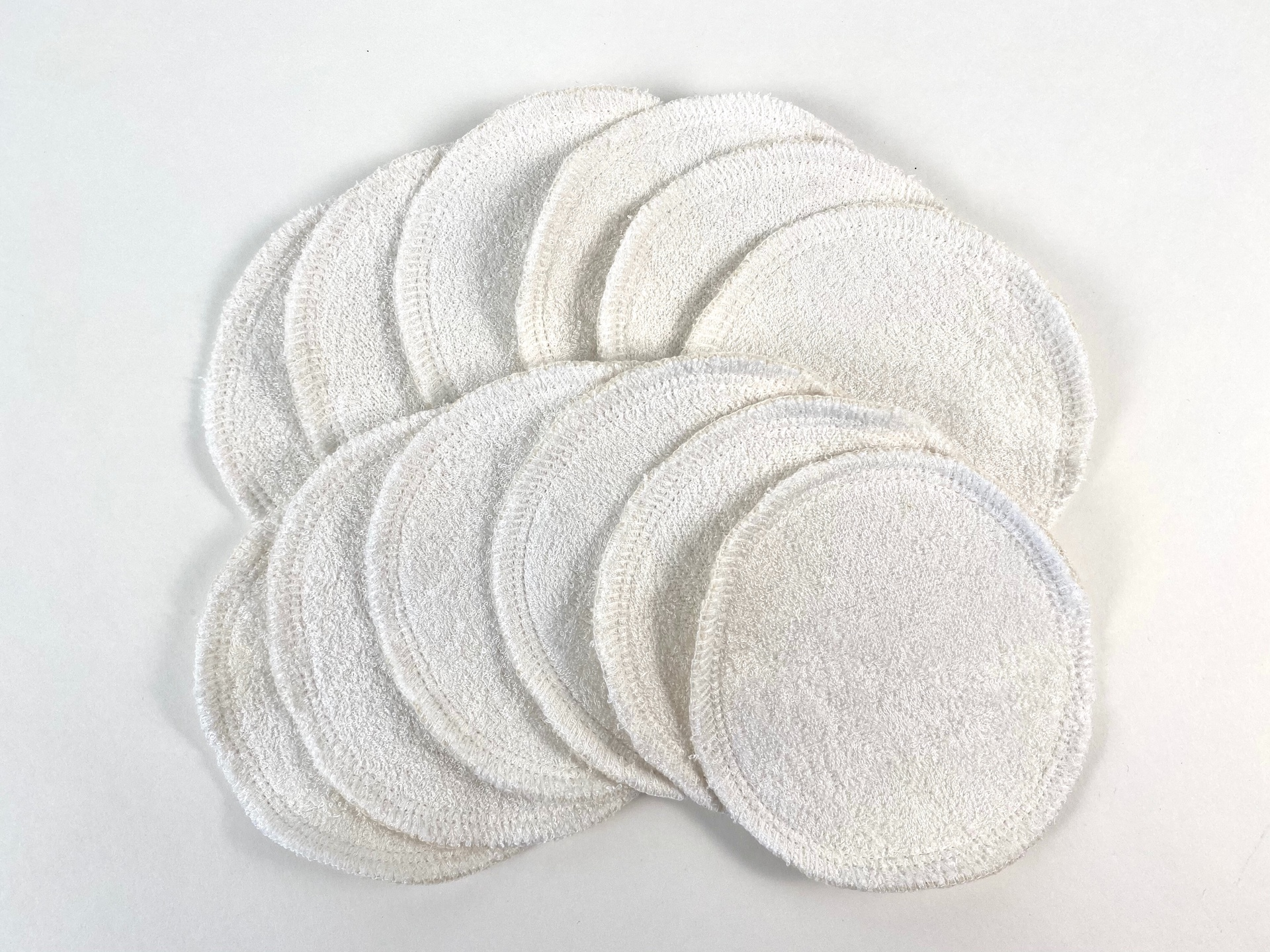 Premium Facial Washing Pads with Wash Bag