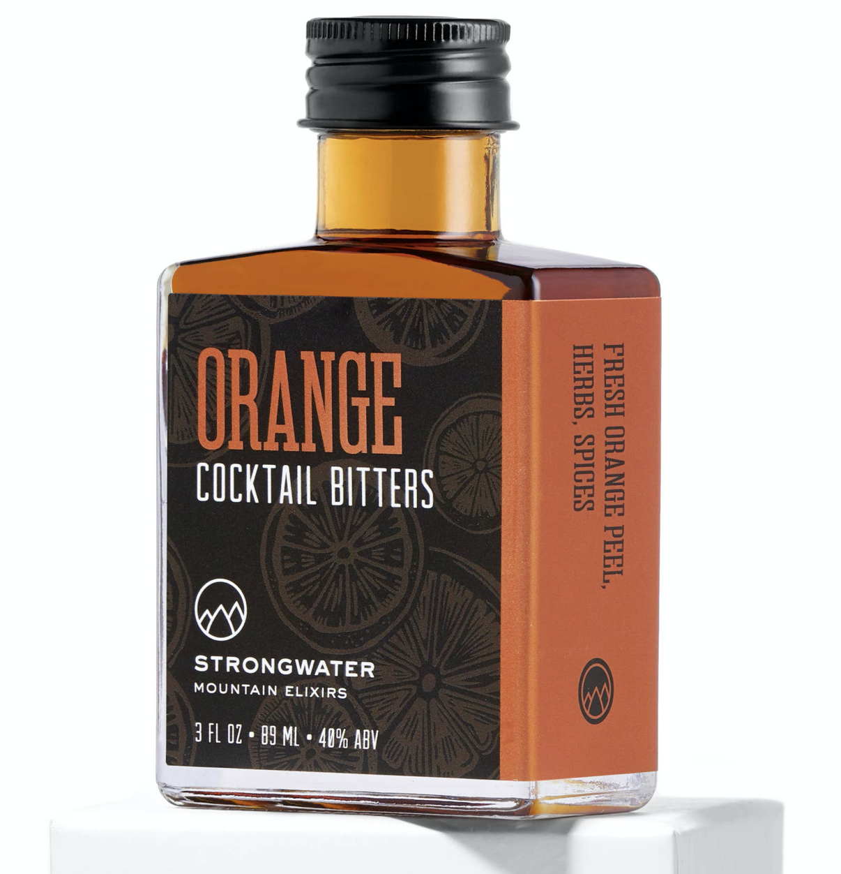 Strongwater Mountain Elixirs Orange Cocktail Bitters