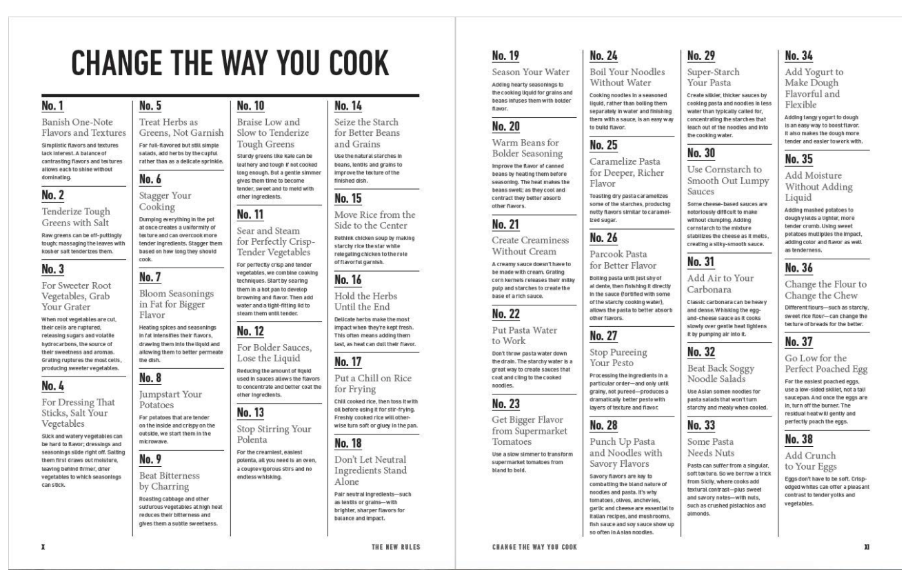Milk Street: The New Rules--Recipes That Will Change the Way You Cook (Hardcover)
