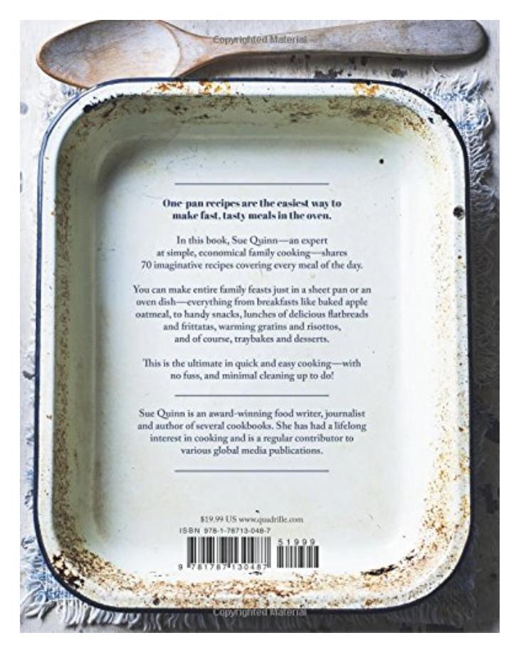 Sheet Pan Magic: One Pan, One Meal, No Fuss