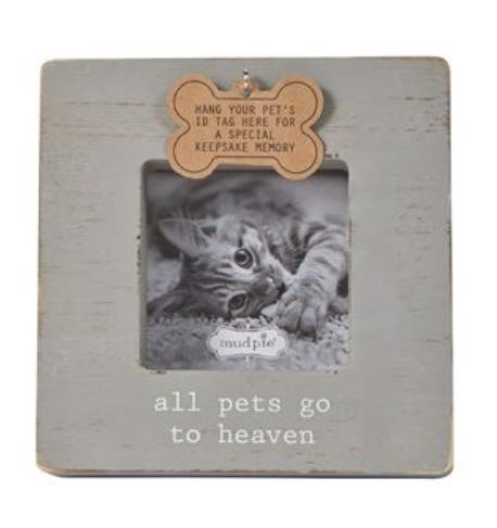 Pet Tag Frames