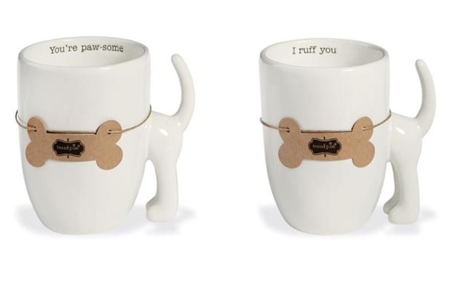 Dog Tail Mug