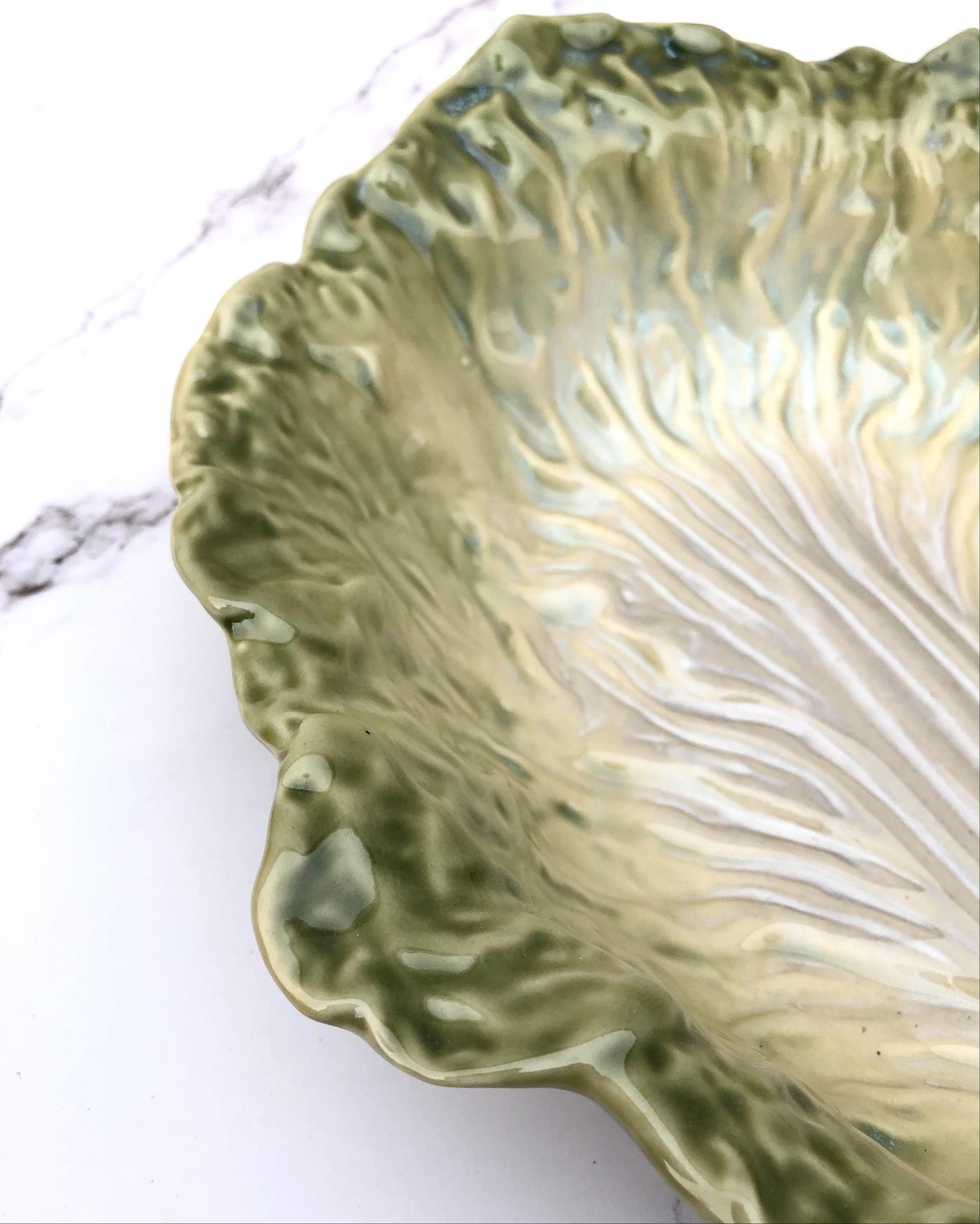 Stoneware Cabbage Bowl