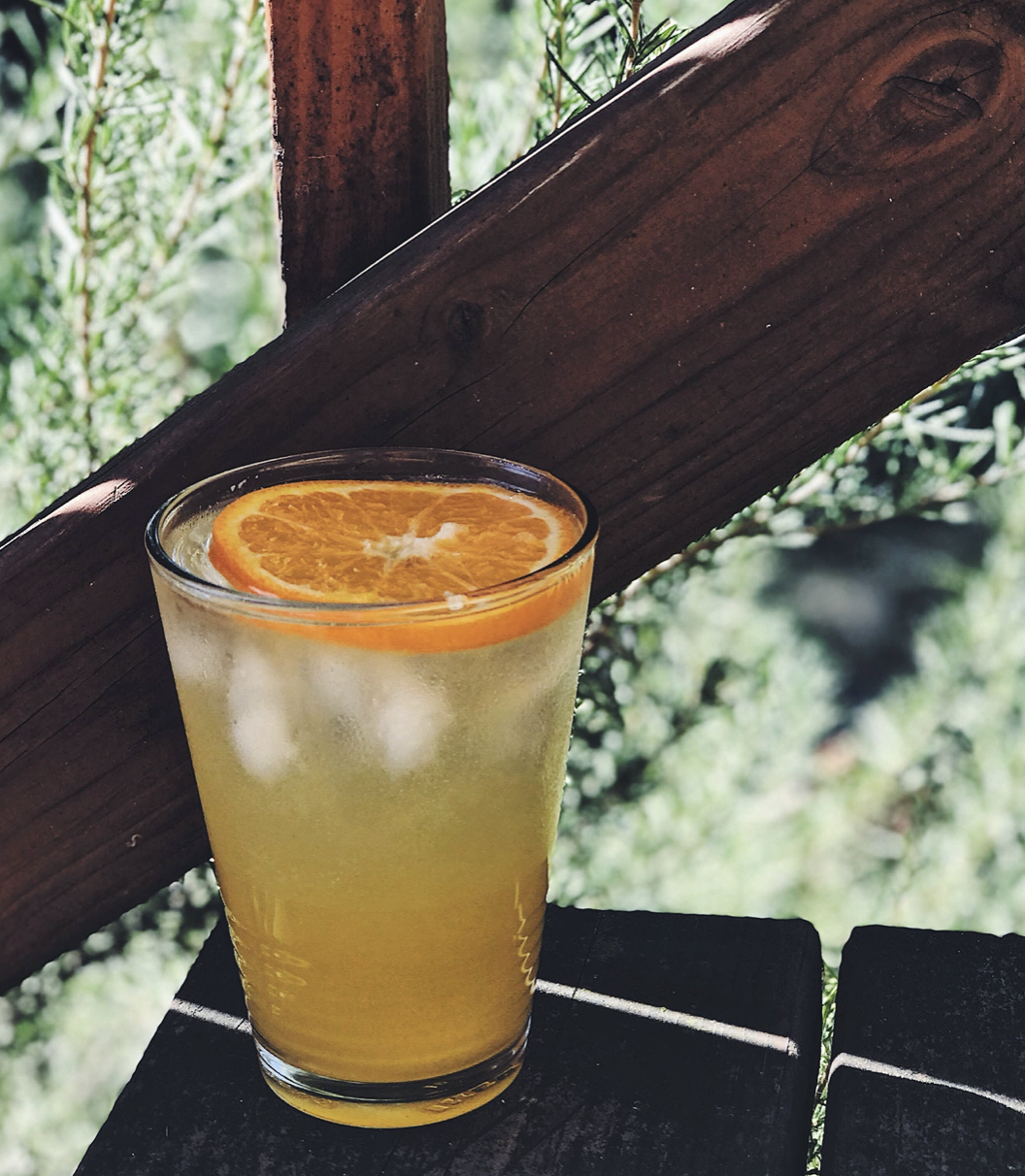 Citrus Passion Fruit Syrup: Cocktail & Soda Syrup