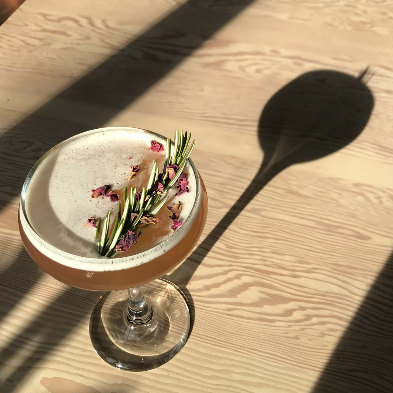 Rose Cordial: Cocktail & Soda Syrup