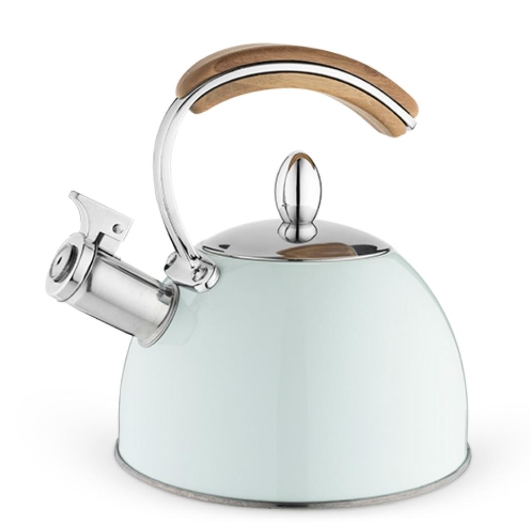 Whistling Stovetop Tea Kettle--CHOOSE COLOR