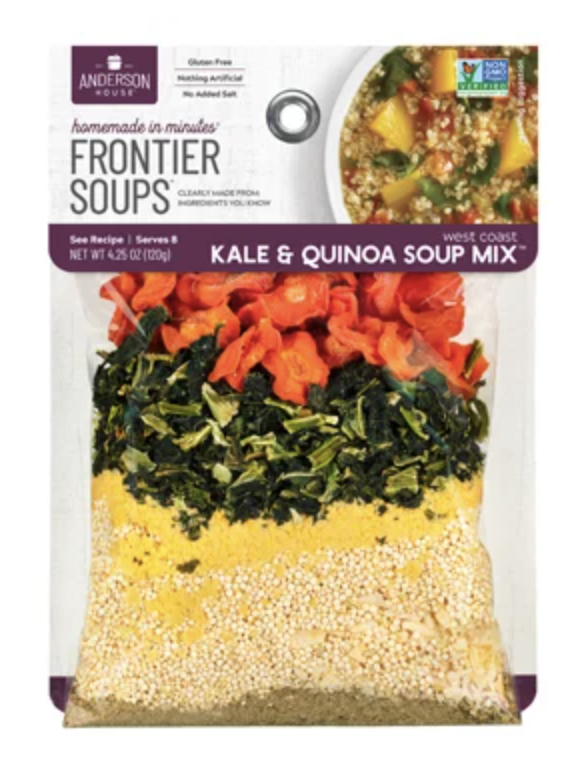 West Coast Kale & Quinoa Soup Mix
