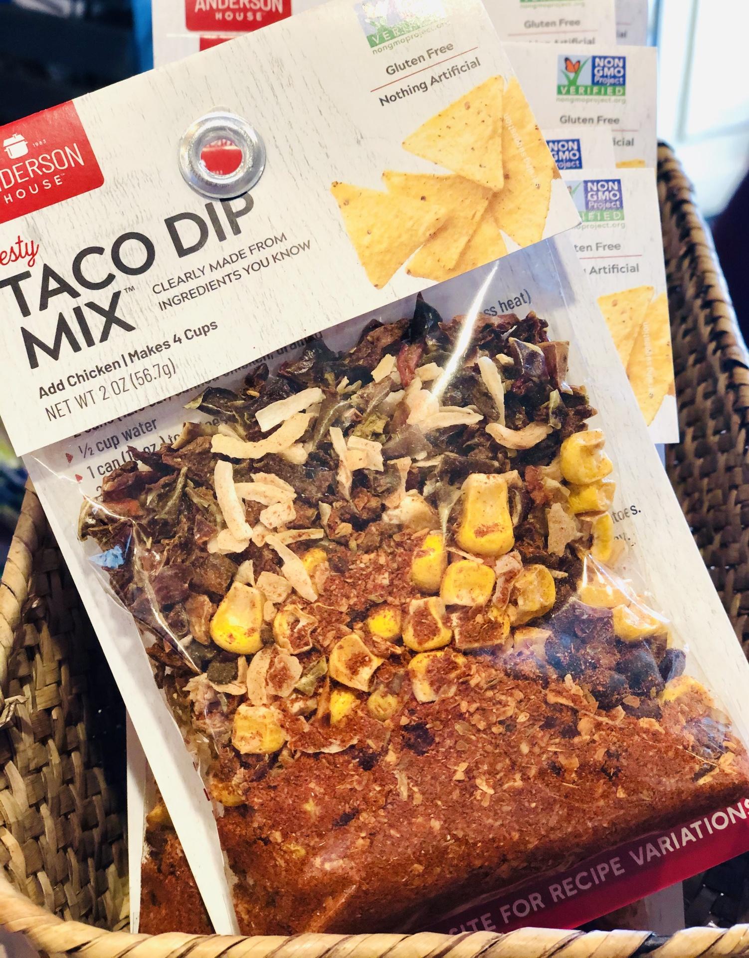 Taco Dip Mix