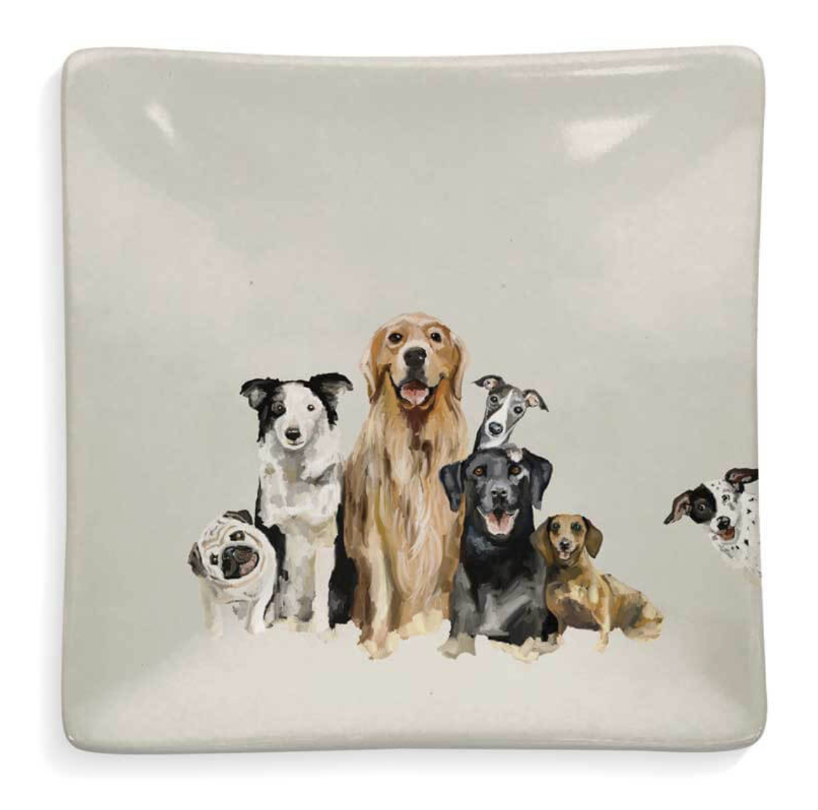 "Best Friends Decorative Dish, 4.5""x4.5"""