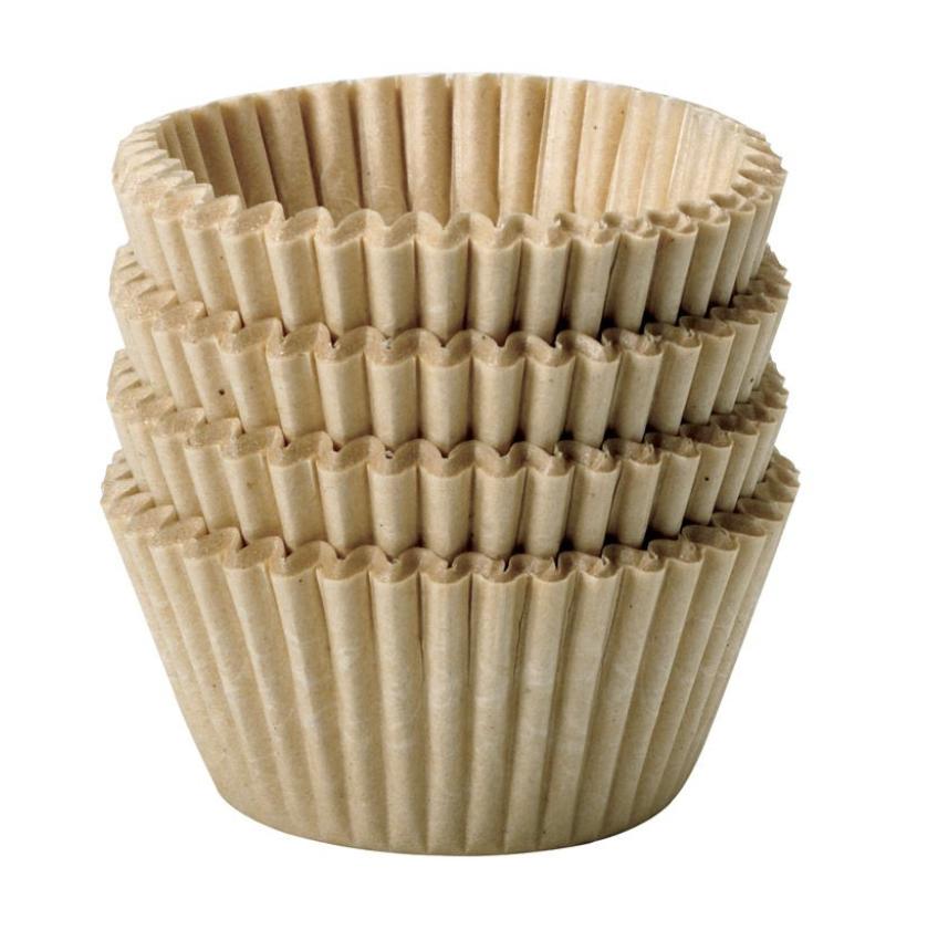 Unbleached Baking Cups--CHOOSE SIZE