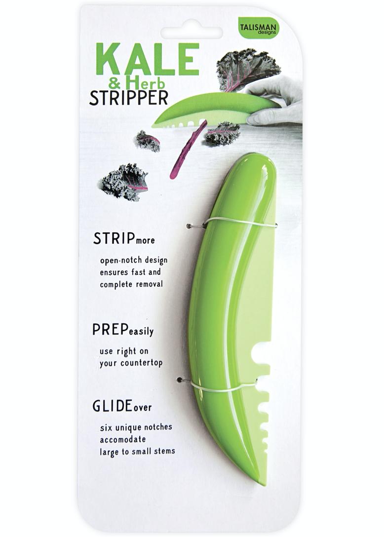 Kale & Herb Stripper