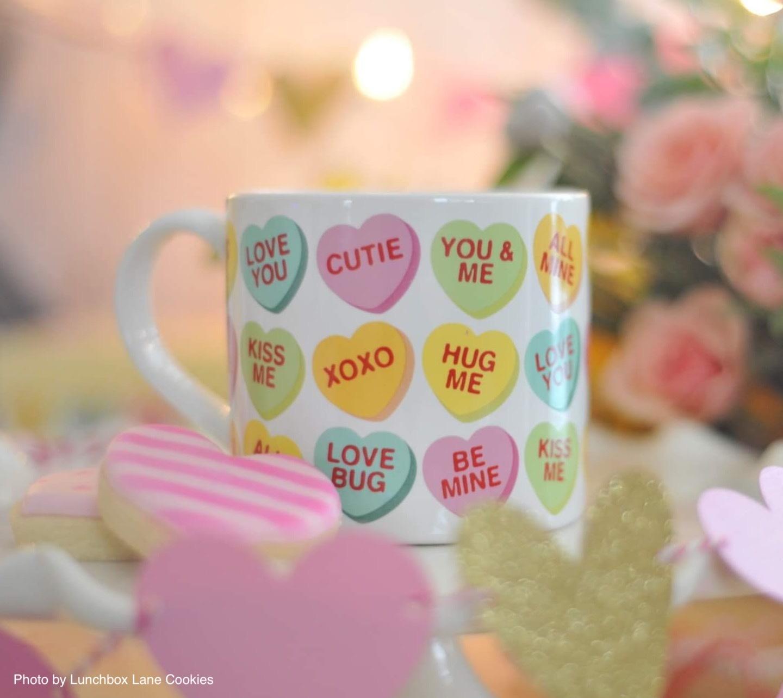 Sweet Hearts: Mug in a Box