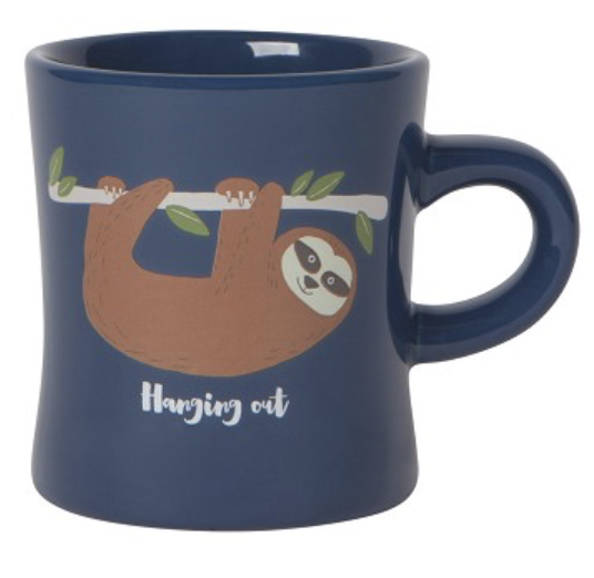 Sybil Sloth Diner Mug
