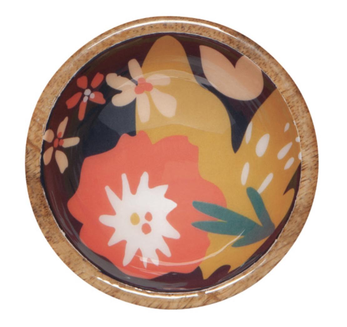 Superbloom: Mini Mangowood Bowl
