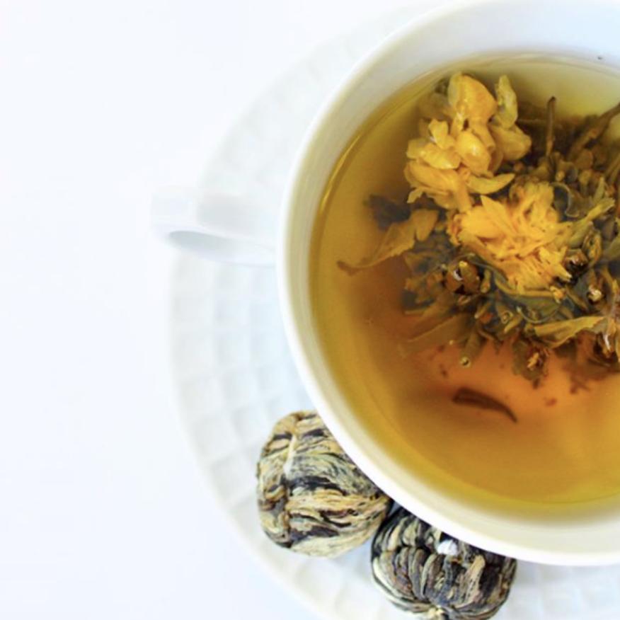 Par Avion Fairy Bomb, Blooming Tea