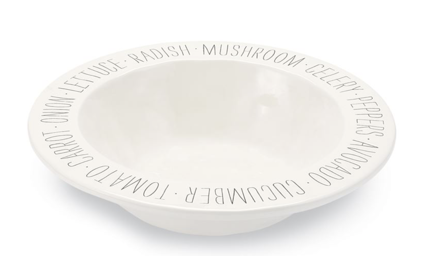 Bistro Salad Bowl--CANNOT BE SHIPPED; LOCAL PICK UP OR DELIVERY ONLY