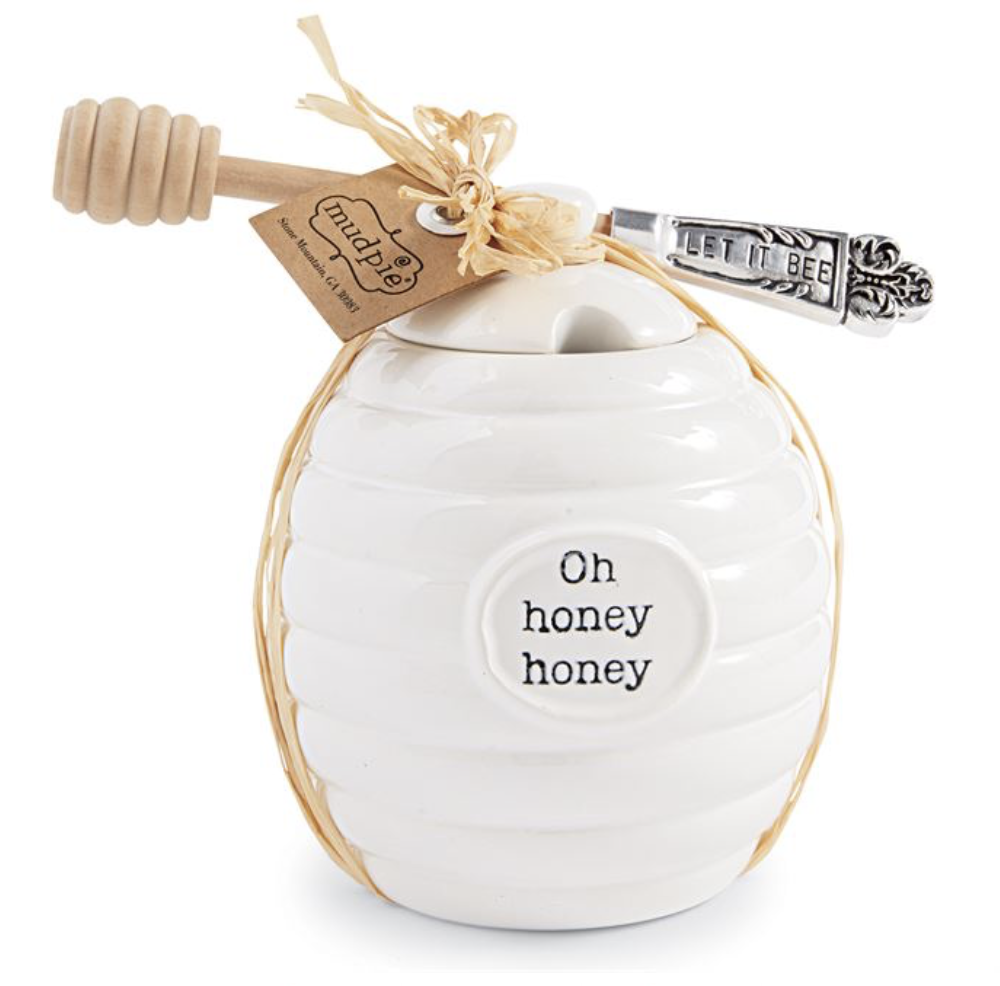 Honey Pot Set