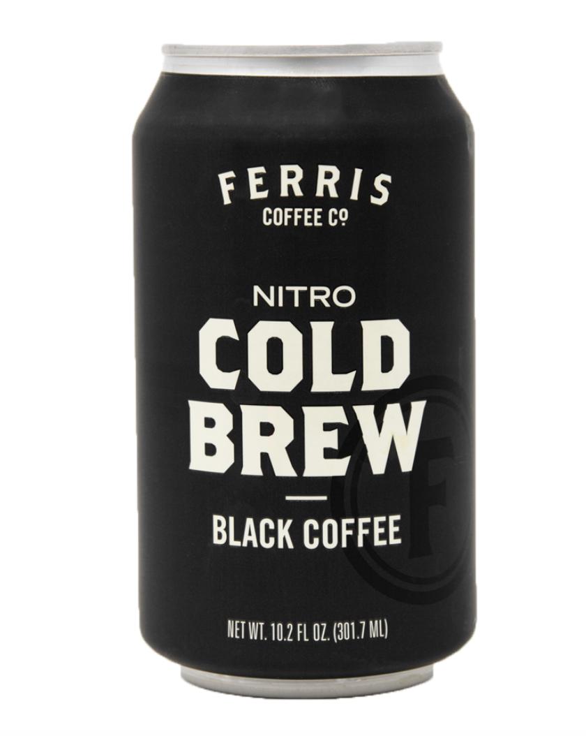 Ferris Coffee Co. Nitro Cold Brew, 10.2oz