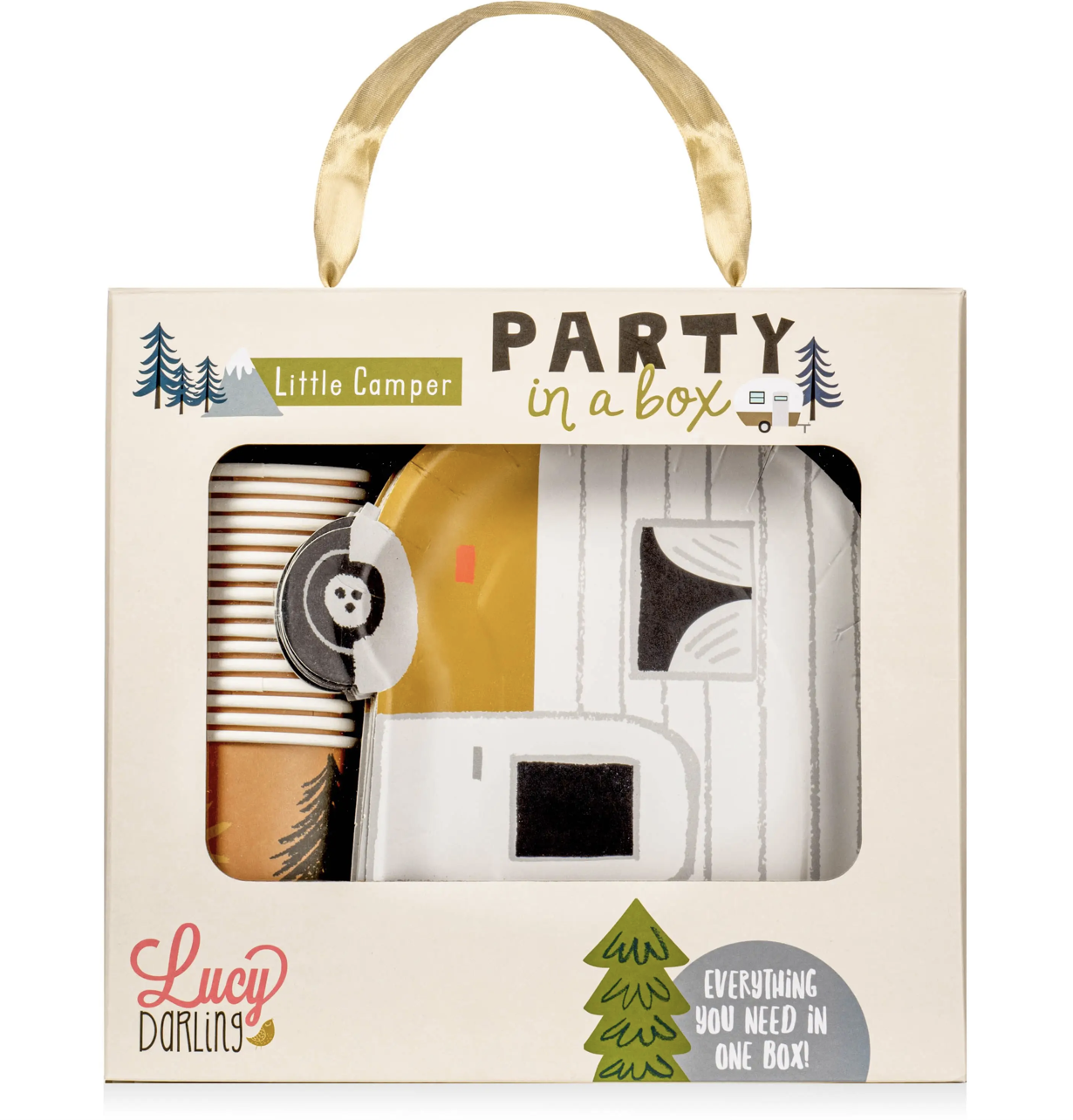 Little Camper: Party in a Box