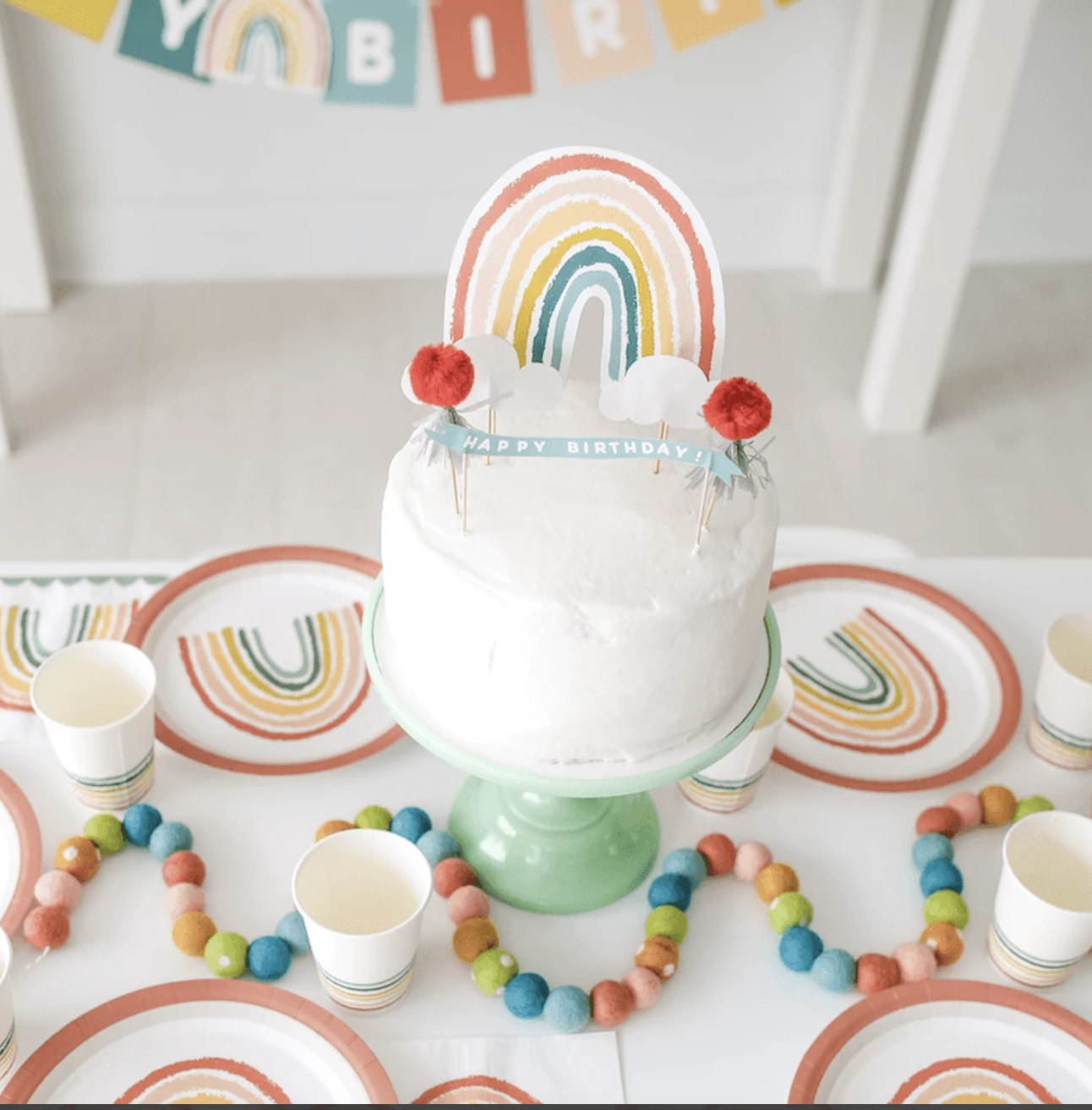 Little Rainbow: Party in a Box