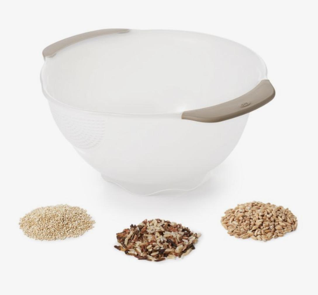 OXO Rice & Grains Washing Colander