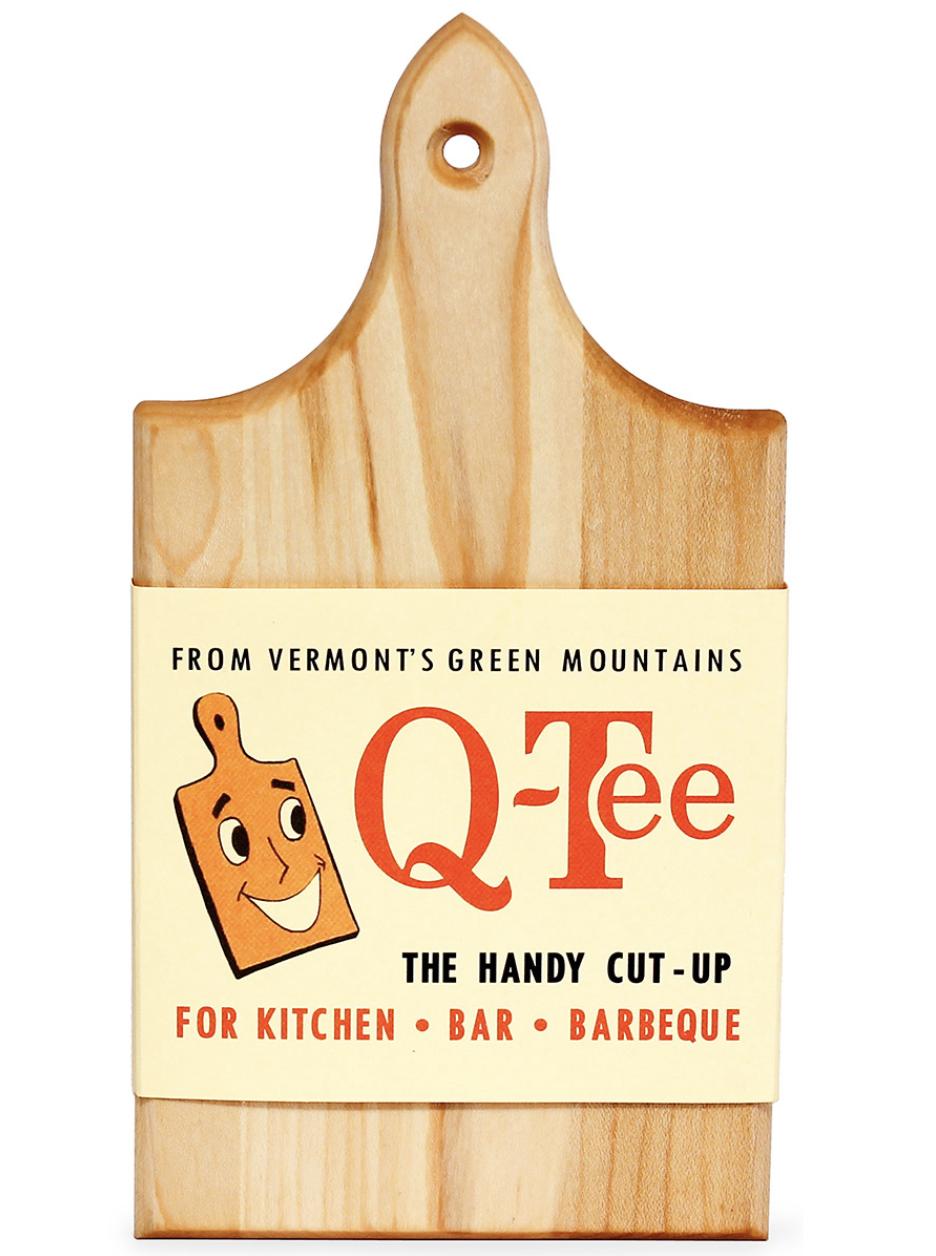 Q-Tee Cut Up Mini Board