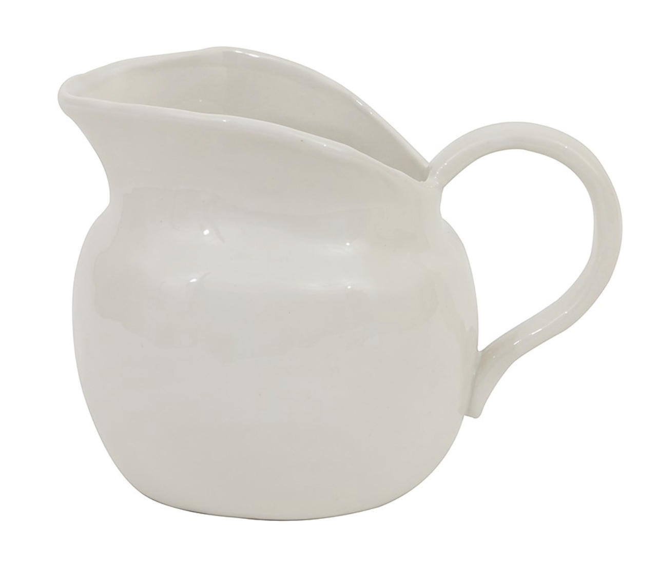 Stoneware Reproduction Pitcher