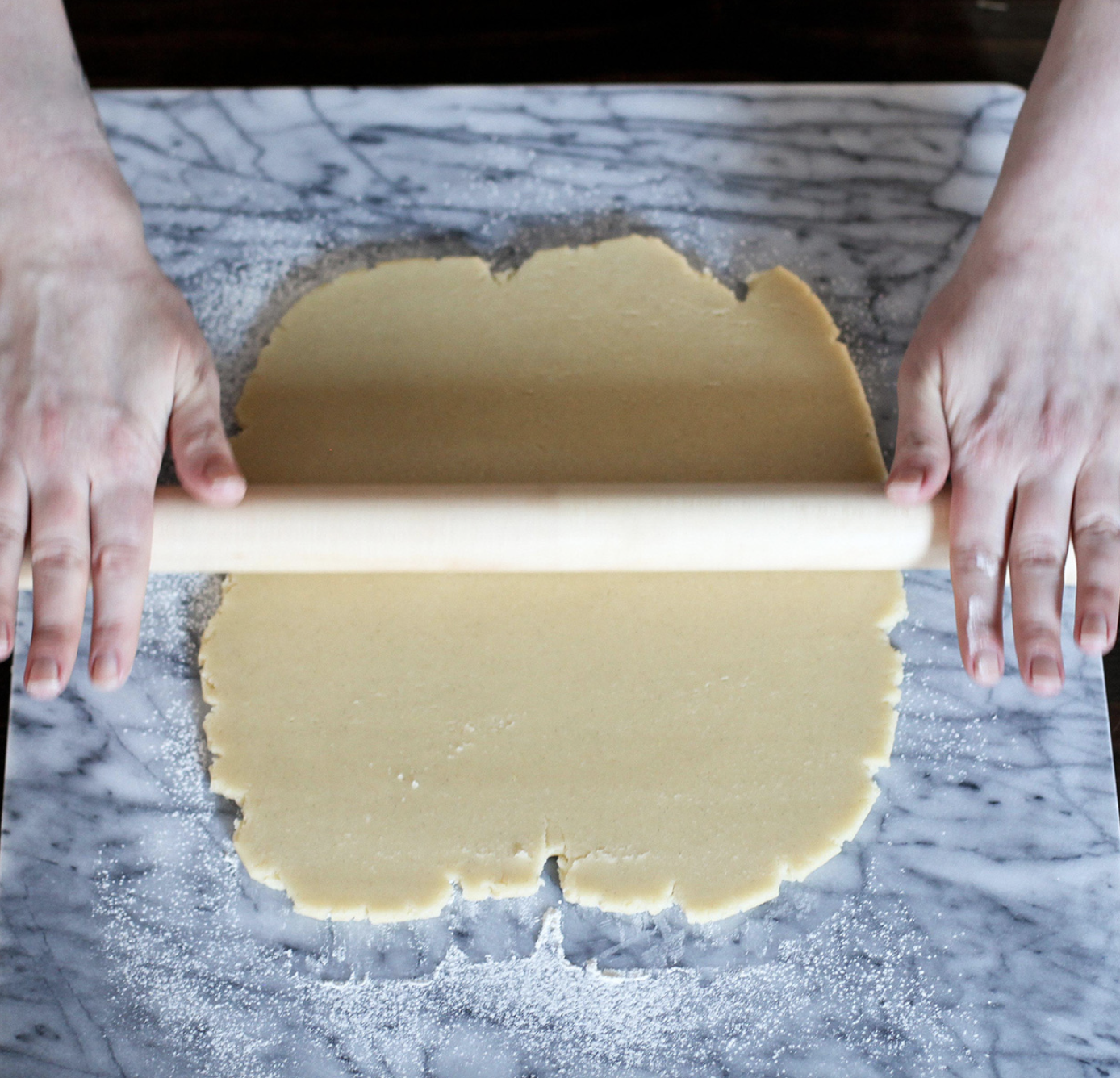 Lovely Rolling Pin--CHOOSE SIZE