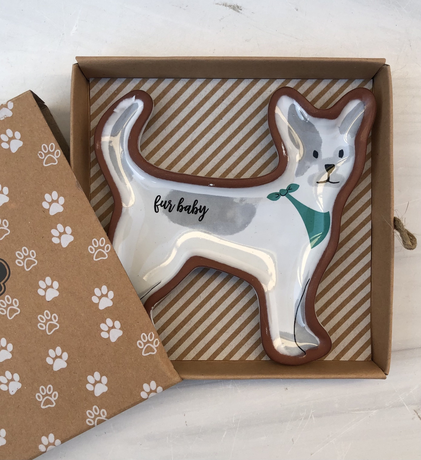 Dog Trinket Dish--CHOOSE DESIGN