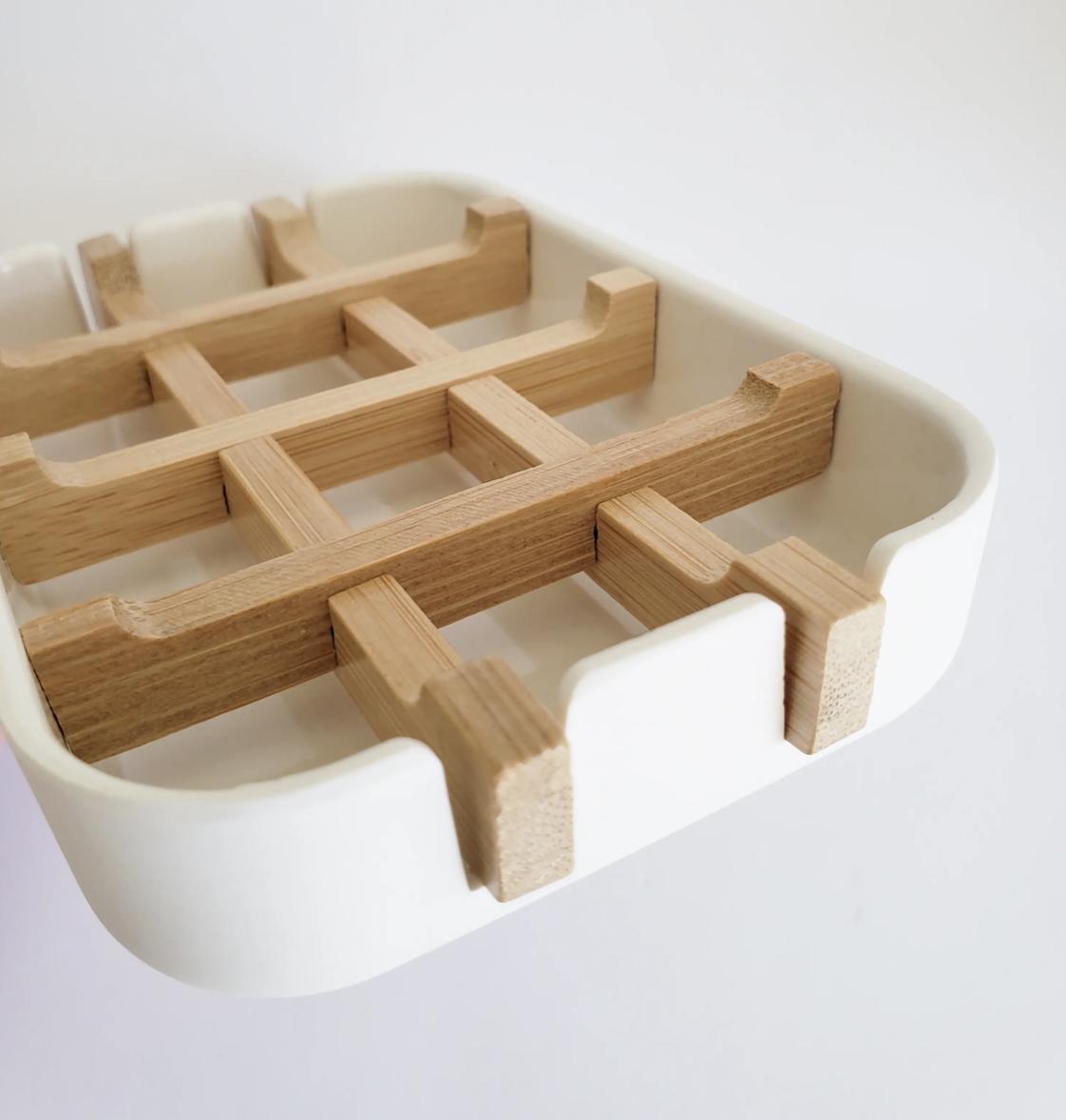 Zero Waste Soap Dish--Compostable Soap Dish