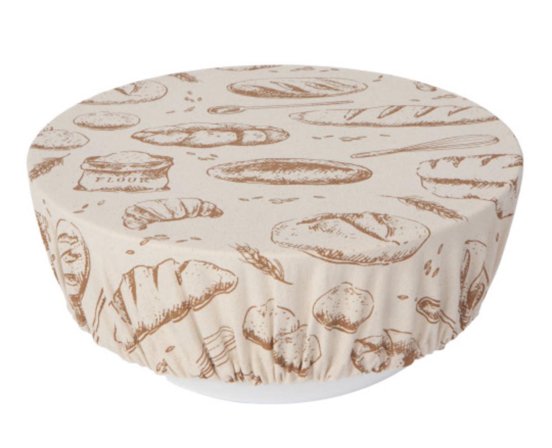 Fresh Bread Dough Riser